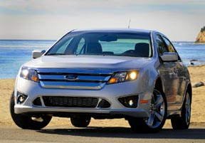 Ford Fusion: domestic or import?