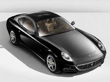 Ferrari 612 Scaglietti: available in Florida!