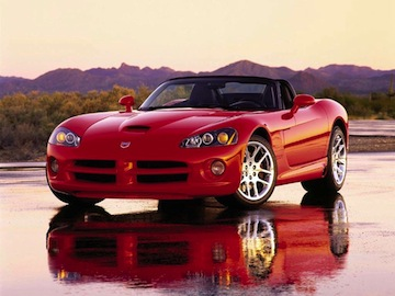 2009 Dodge Viper SRT10 Coupe