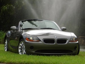 BMW Z4, one of America's most-leased cars