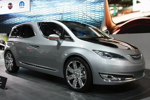 Chrysler 700C Concept