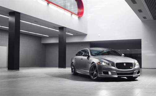 Jaguar XJR, New York