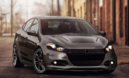 2013 Dodge Dart SRT