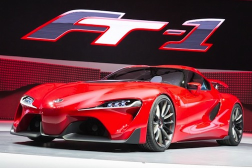 Toyota FT-1-concept