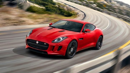 2015 Jaguar F-Type R