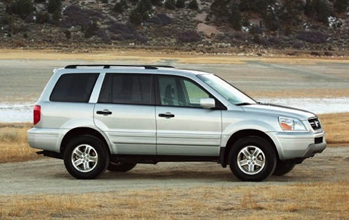 Used  Honda Pilot Touring For Sale