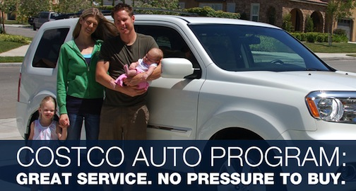 Costco auto program