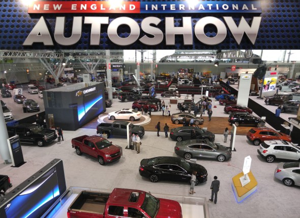 2016 New England Int'l Auto Show Press Day